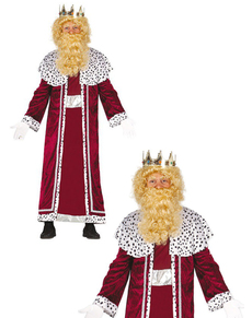 Fato de Rei do Oriente Gaspar