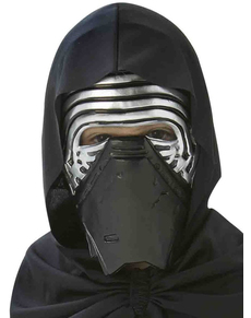 Máscara de Kylo Ren Star Wars Episódio VII para menino