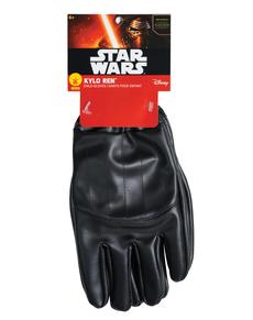 Luvas de Kylo Ren Star Wars Episódio VII para menino