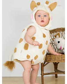 Fato de Sofia, a Girafa com volume para bebé