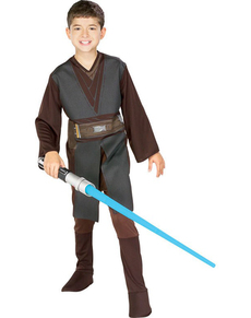 Fato de Anakin Skywalker para menino